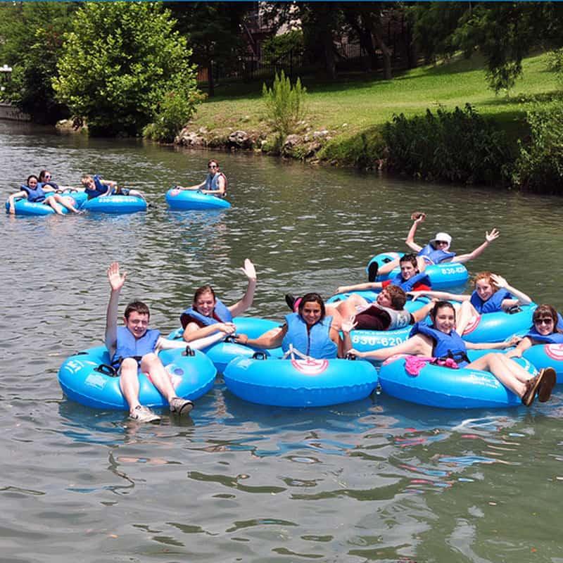 אבובים בנהר הירדן
