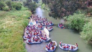 שיט בנהר הירדן